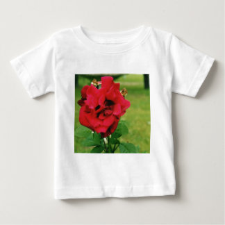 The Red Rose Baby T-Shirt