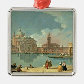The Redentore, Venice Christmas Ornament