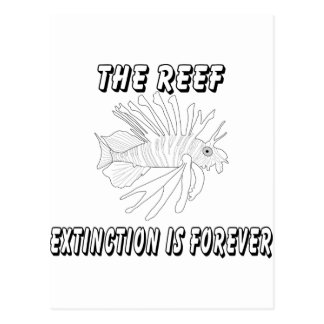 The Reef Postcard