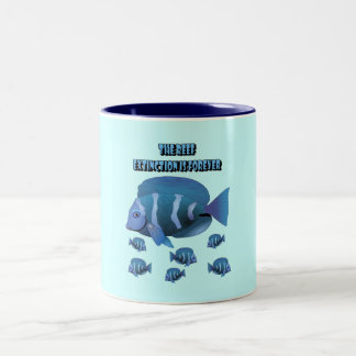 The Reef Two-Tone Coffee Mug