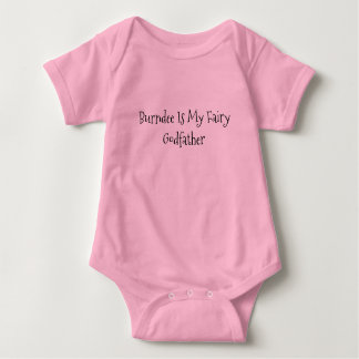 The Reluctant Godfather - Baby Bodysuit