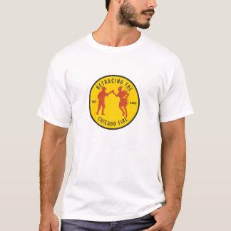 "The ""Retracing the Chicago Fire"" Run shirt (men's)"