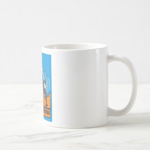 The Right Stuffing Coffee Mug