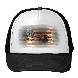 The Rise of a Nation Mesh Hats