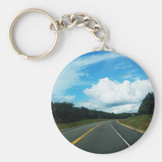 The road key ring