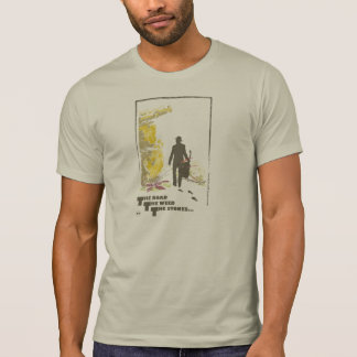 The road, The weed, The stones (no 19) Shirt