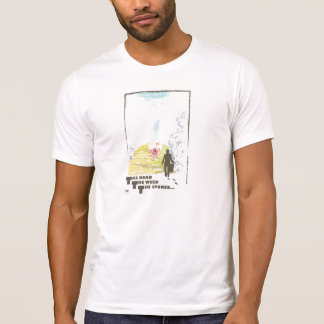 The road The weed The stones (no 20) T Shirts