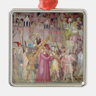 The Road to Calvary, from the Spanish Chapel Christmas Ornament