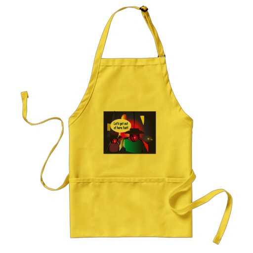 The Robbery Apron