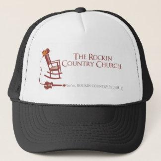 The Rockin Country Church Trucker Hat