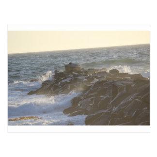 The Rocks Postcard