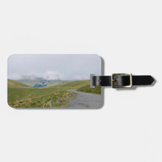 The rolling Port Hills, Christchurch Luggage Tag