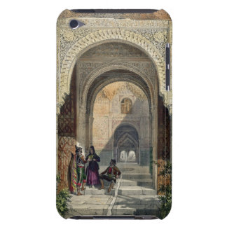 The Room of the Two Sisters in the Alhambra, Grana Barely There iPod Covers