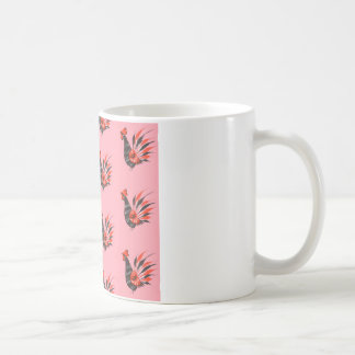 The roosters coffee mug