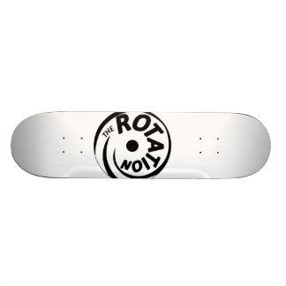 The Rotation r3 Logo Skateboard