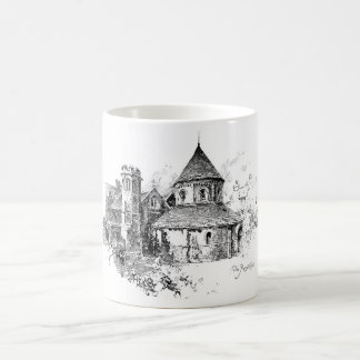 The Round Church Coffee Mug