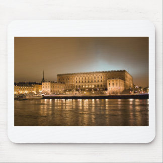 The Royal Castle, Stockholm Sweden Mouse Pad