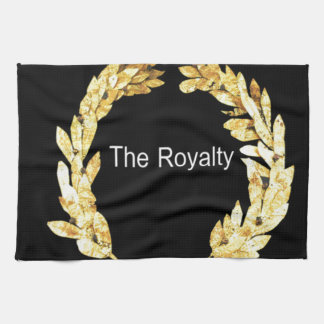 The Royalty Kitchen Towels
