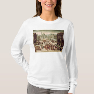 The Sack of Lyons by the Baron des Adrets T-Shirt