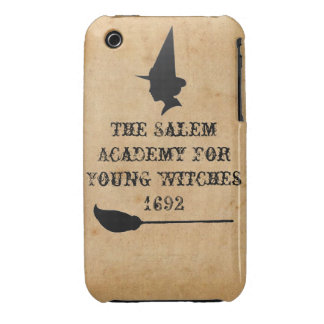 The Salem Academy for Young Witches iPhone 3 Case-Mate Cases