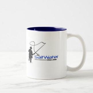 The Salt Water Line Mug