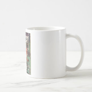 THE SANDS OF MARS_Pulp Art Coffee Mug