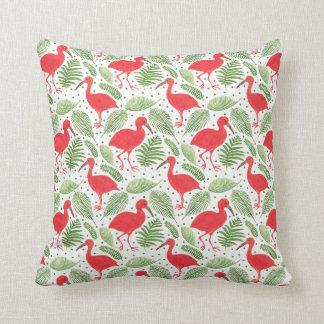 The Scarlet Ibis Cushion
