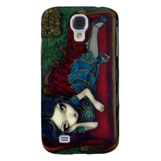 """""""The Scarlet Sofa"""" iPhone 3 Case"""