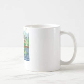 The Scorpion and the Frog Coffee Mug