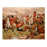 The Scots Greys Postcard