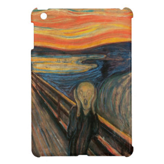 The Scream Cover For The iPad Mini
