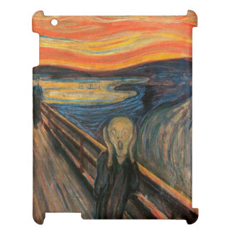 The Scream iPad Case