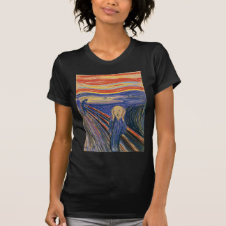 The Scream (pastel 1895) High Quality T-Shirt