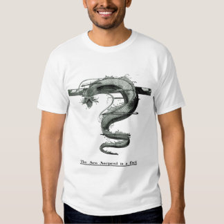 The Sea Serpent T-shirt