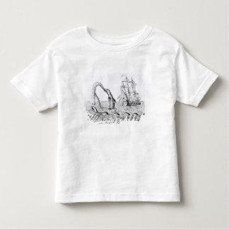 The Sea Serpent Toddler T-Shirt