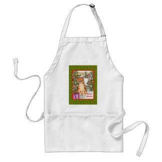 The secret admirer apron