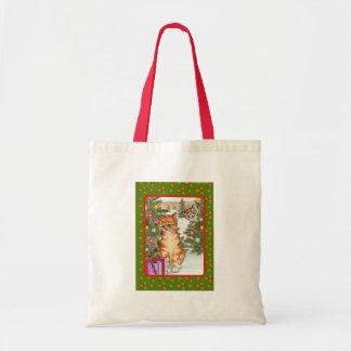 The secret admirer canvas bag