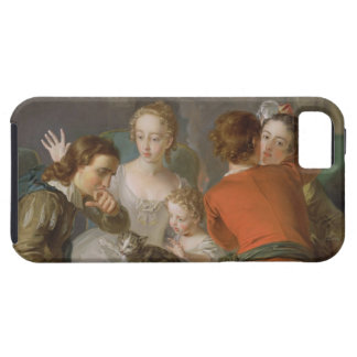The Sense of Touch, c.1744-47 (oil on canvas) (see iPhone 5 Case