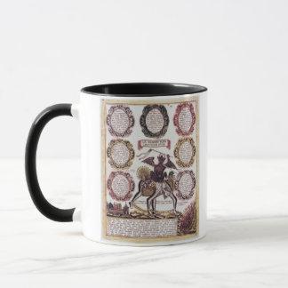 The Seven Deadly Sins (engraving) Mug