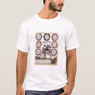 The Seven Deadly Sins (engraving) T-Shirt