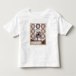 The Seven Deadly Sins (engraving) Toddler T-Shirt