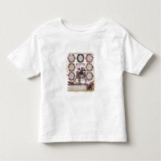 The Seven Deadly Sins (engraving) Tshirt