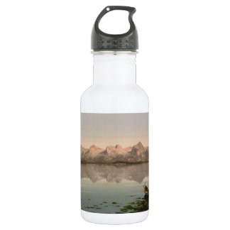 The Seven Sisters, Nordland, Norway 532 Ml Water Bottle