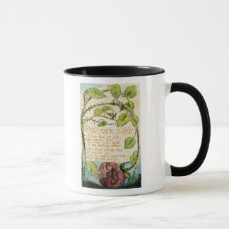 The Sick Rose, from Songs of Innocence Mug