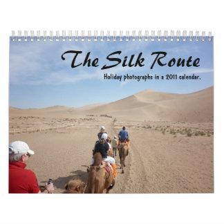 The Silk Route 2011 Calendar