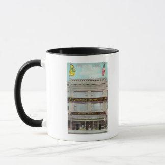 The Sing Fat Co, Oriental Emporium Mug