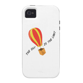 The Sky Is The Limit iPhone 4 Covers