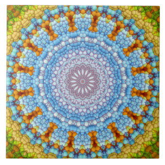 """The Sky Within"" Mandala Tile"