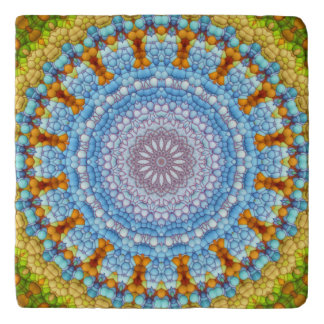"""The Sky Within"" Mandala Trivet"