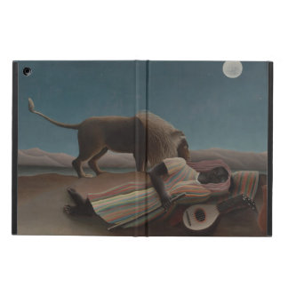 The Sleeping Gypsy by Henri Rousseau Case For iPad Air
